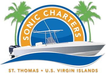 banner St thomas rental and. Yacht clipart ski boat