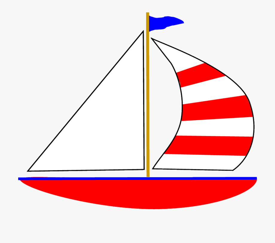 picture stock Sailboat transparent . Yacht clipart small