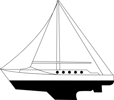 clipart free library Yacht clipart toy sailboat. Free boat background cliparts