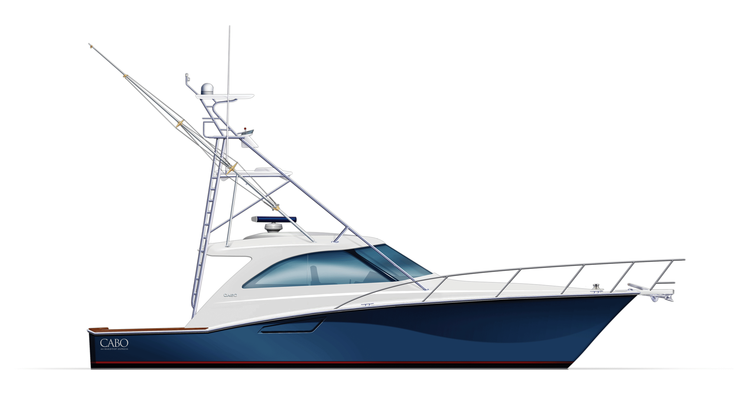image transparent Yacht clipart transparent background. Cabo yachts boat png