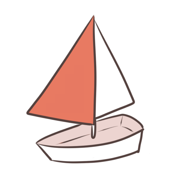 clip download Lugger clip art transprent. Yacht clipart triangle
