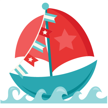 jpg library download Yacht clipart vinta. Sailboat svg free on
