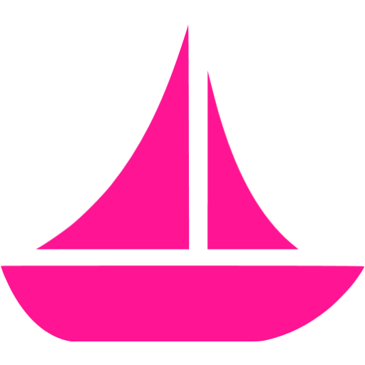vector freeuse download Yacht clipart vinta. Sailboat pink boat frames