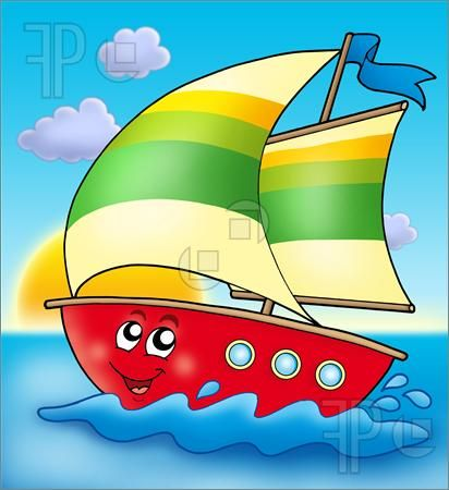 image royalty free download Yacht clipart vinta. Free download clip art