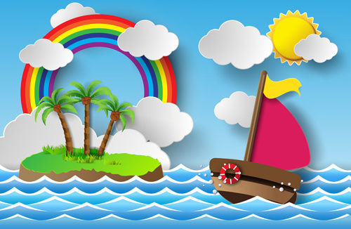 banner freeuse library X free clip art. Yacht clipart vinta