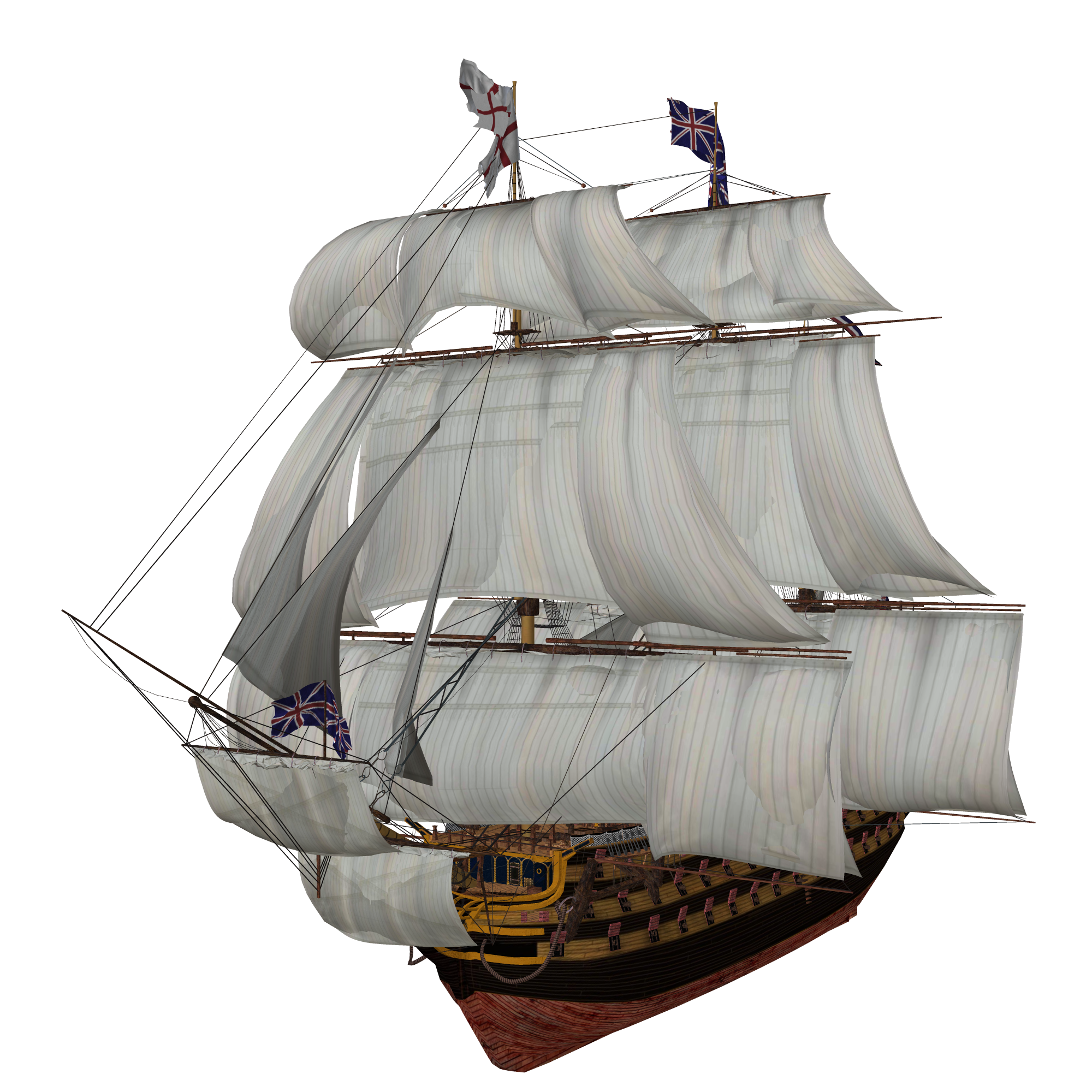 graphic free stock Big Ship PNG Image
