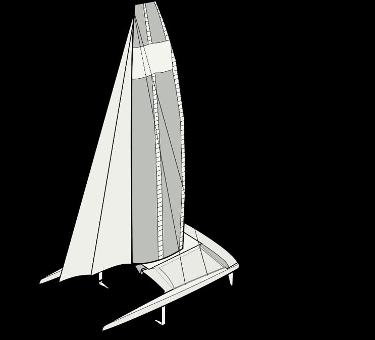 free stock Yacht clipart wave boat. Sailing boats drawing at