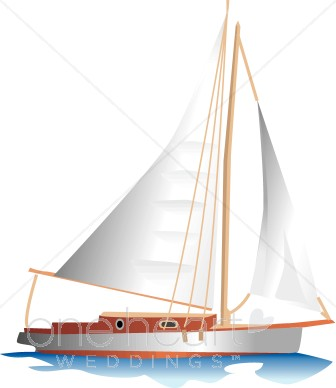 clip free library Wood and white nautical. Yacht clipart wooden sailboat