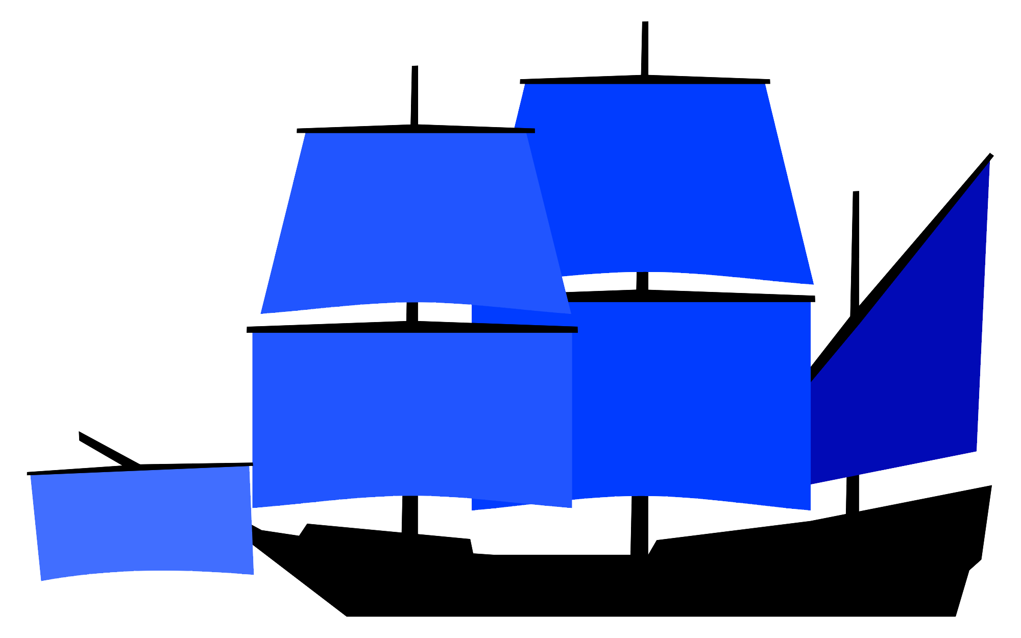 vector library stock Yacht clipart xebec. Carrack wikiwand