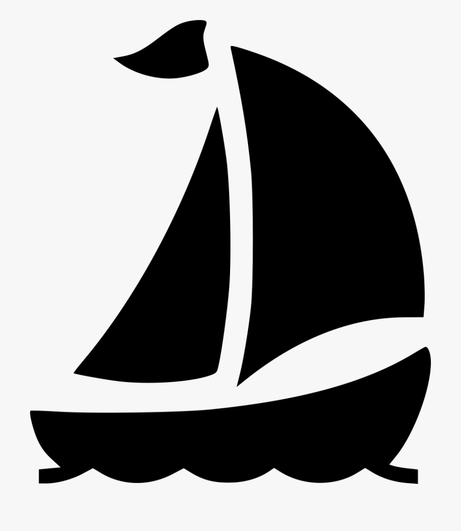 graphic library Yacht clipart yachting. Picture black and white