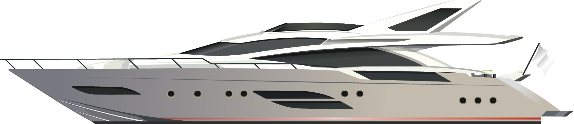 vector download Mega transport we all. Yacht clipart yatch
