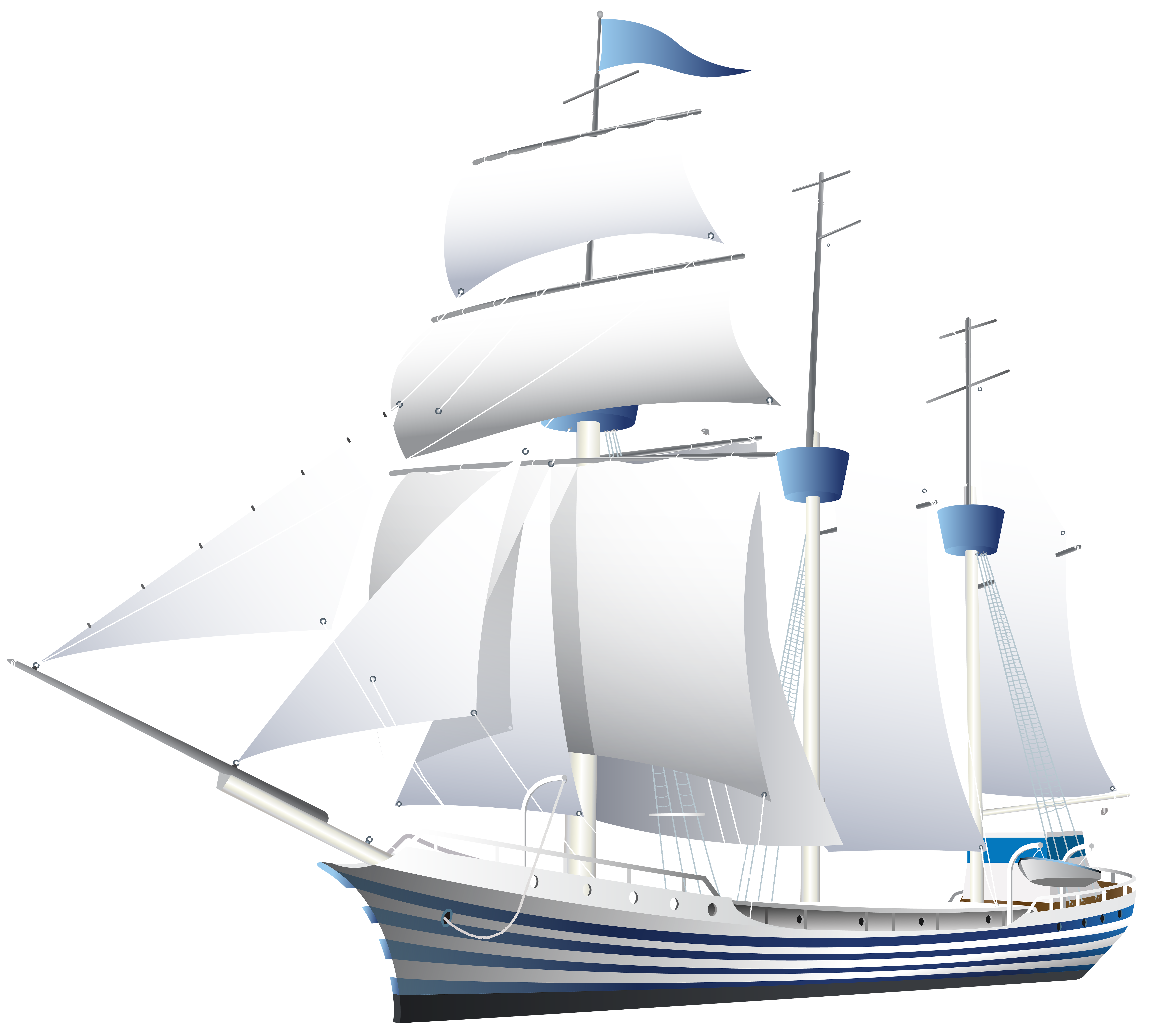vector royalty free Yacht clipart yaught. Sailing boat transparent png