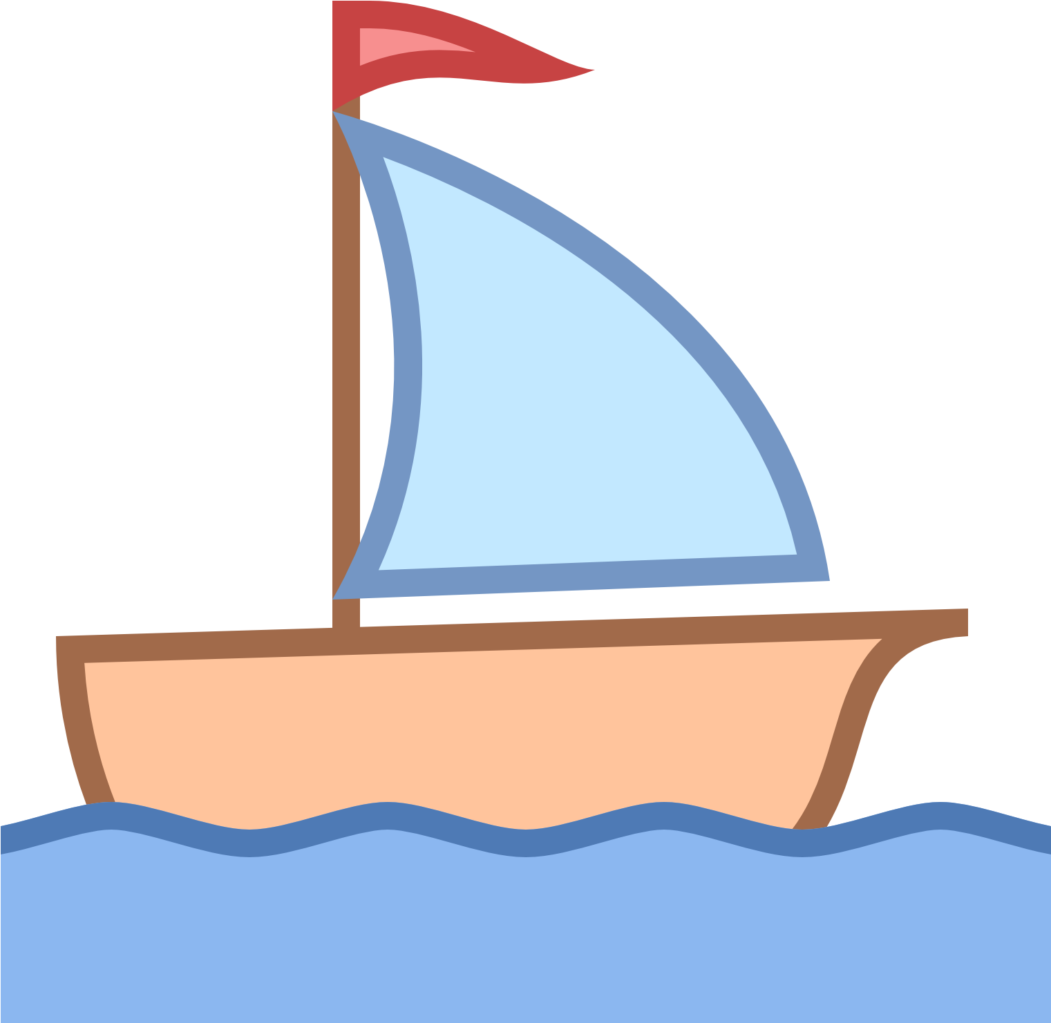 royalty free Sailing boat little png. Yacht clipart yaught