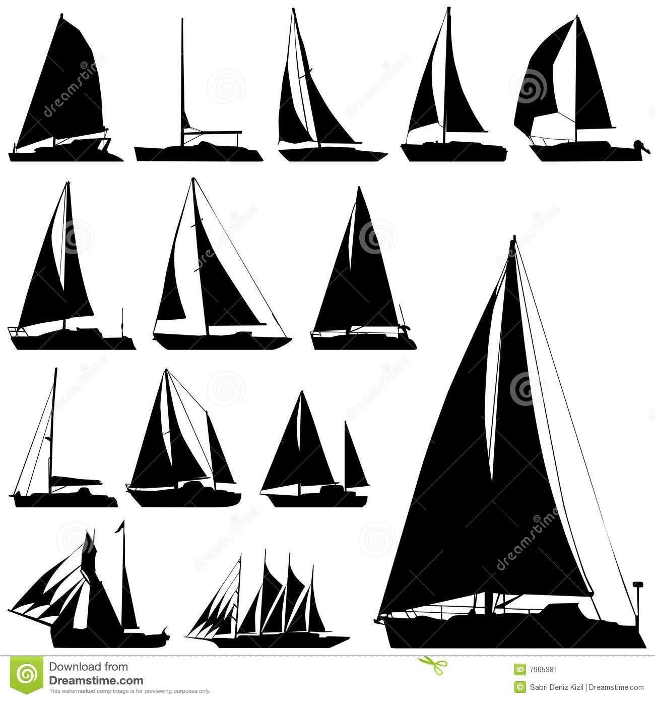 png download Sailing Boat Vector