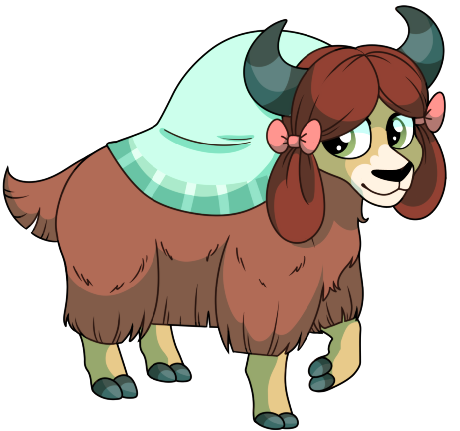 freeuse library Yona Yak by ElskaFox on DeviantArt