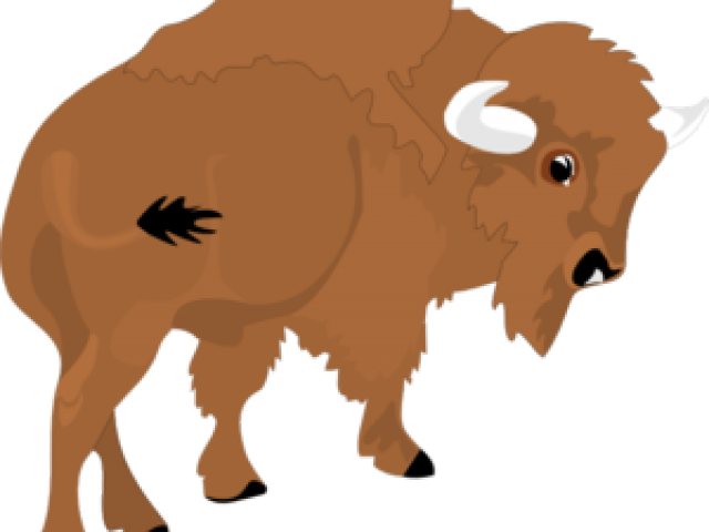 svg royalty free download Free on dumielauxepices net. Bison clipart cute.