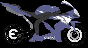 vector royalty free Yamaha vector. Logo vectors free download