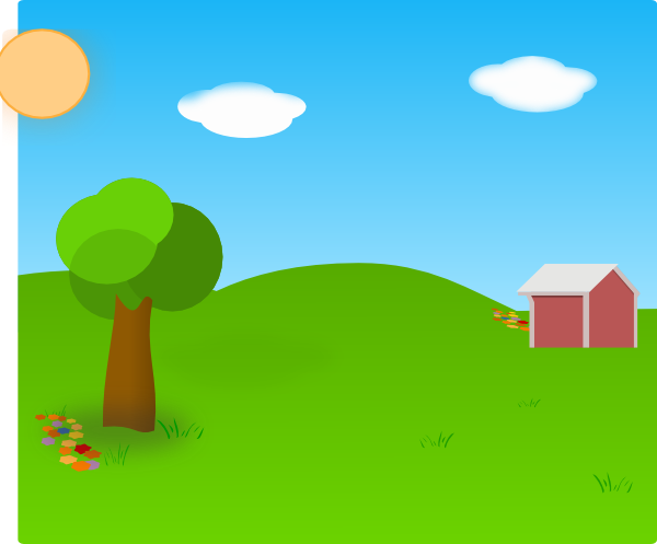 clipart library library Free cliparts download clip. Yard clipart.