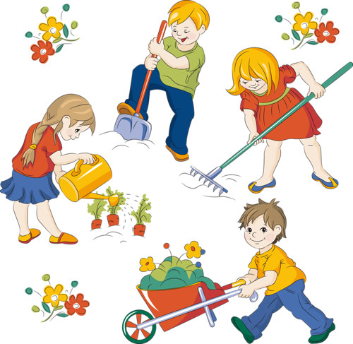 picture transparent Yard clipart cleaning.  collection of the
