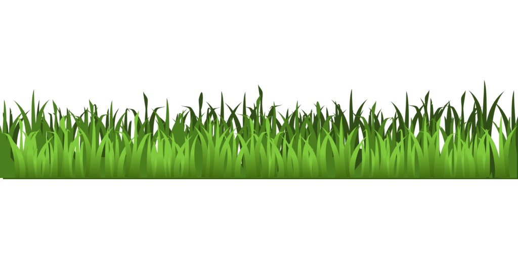 vector black and white Kisekae prop meadow by. Yard clipart grass yard