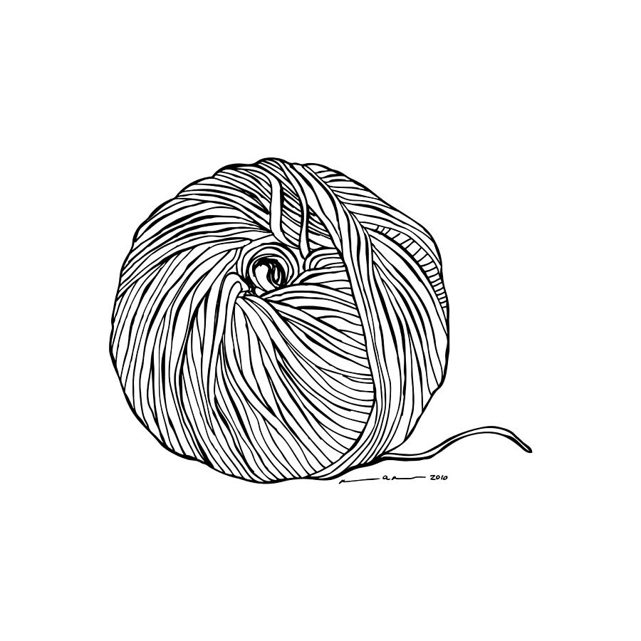 banner transparent stock yarn drawing traditional #149446111