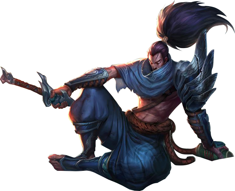 jpg freeuse stock Yasuo The Unforgiven from League of Legends