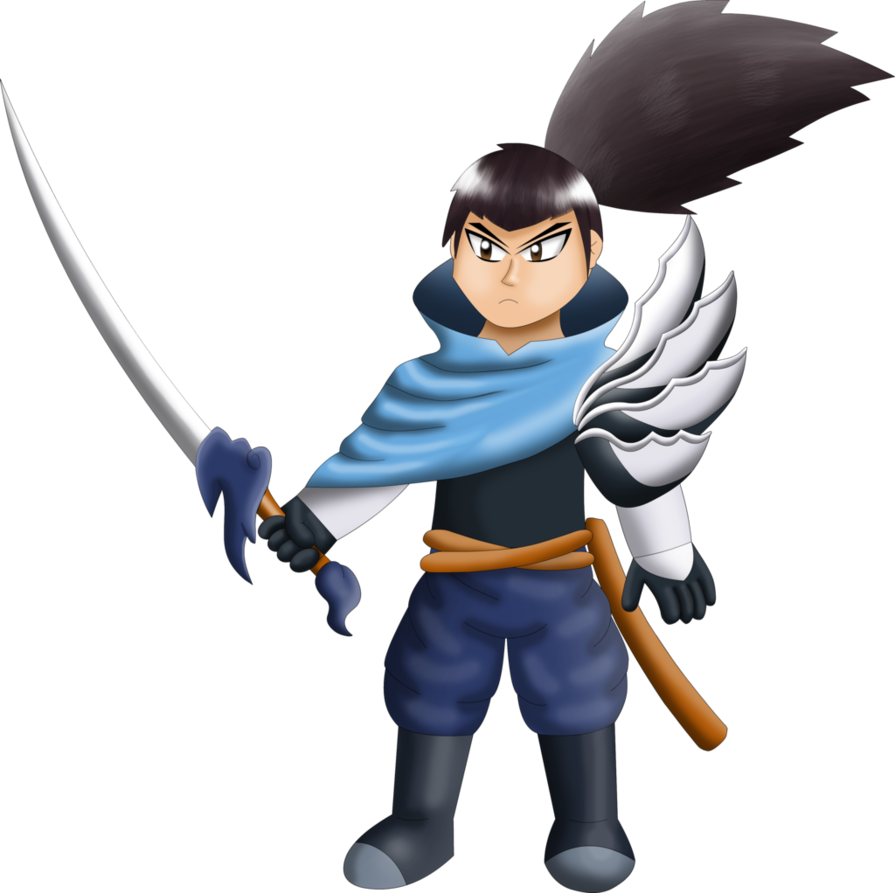 banner freeuse library Yasuo League of Legends by Darlaltonthebearcat on DeviantArt