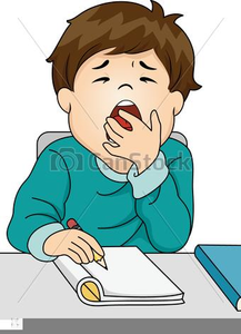jpg library download Free images at clker. Yawn clipart