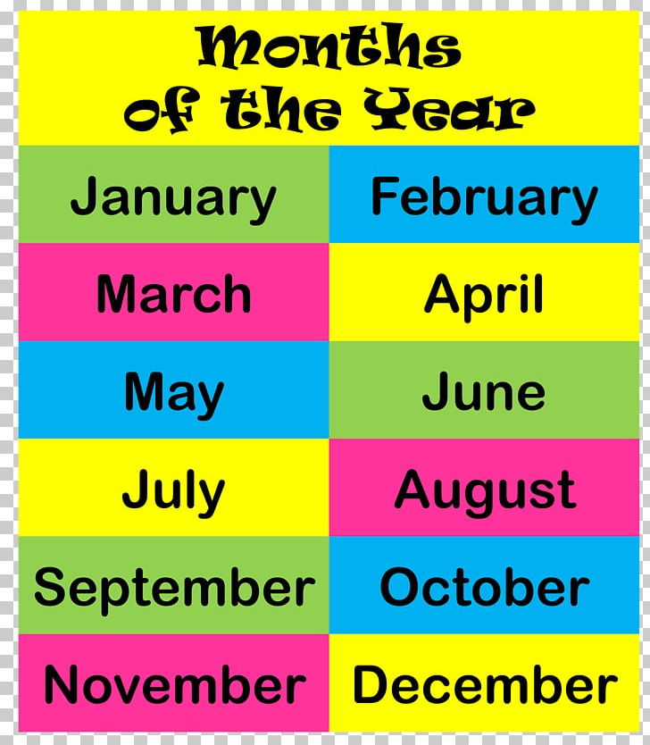 clip freeuse Year clipart 12 month.  months of the