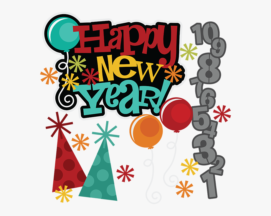 clip art royalty free stock Year clipart. Happy new eve news