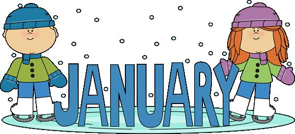 jpg royalty free download Year clipart preschool. January news happy new