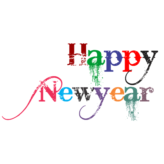 graphic freeuse stock Most popular year images. Free happy new years clipart
