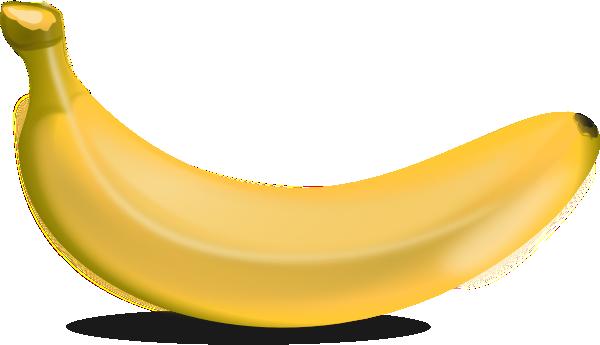 png freeuse download Yellow Banana Clip Art at Clker