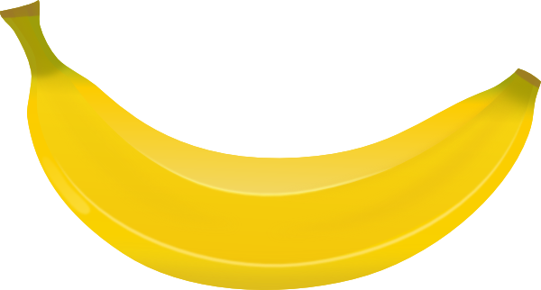 clipart freeuse library Bananas vector. Banana clip art at