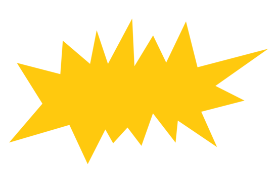picture free stock Starburst computer icons candy. Yellow burst clipart.