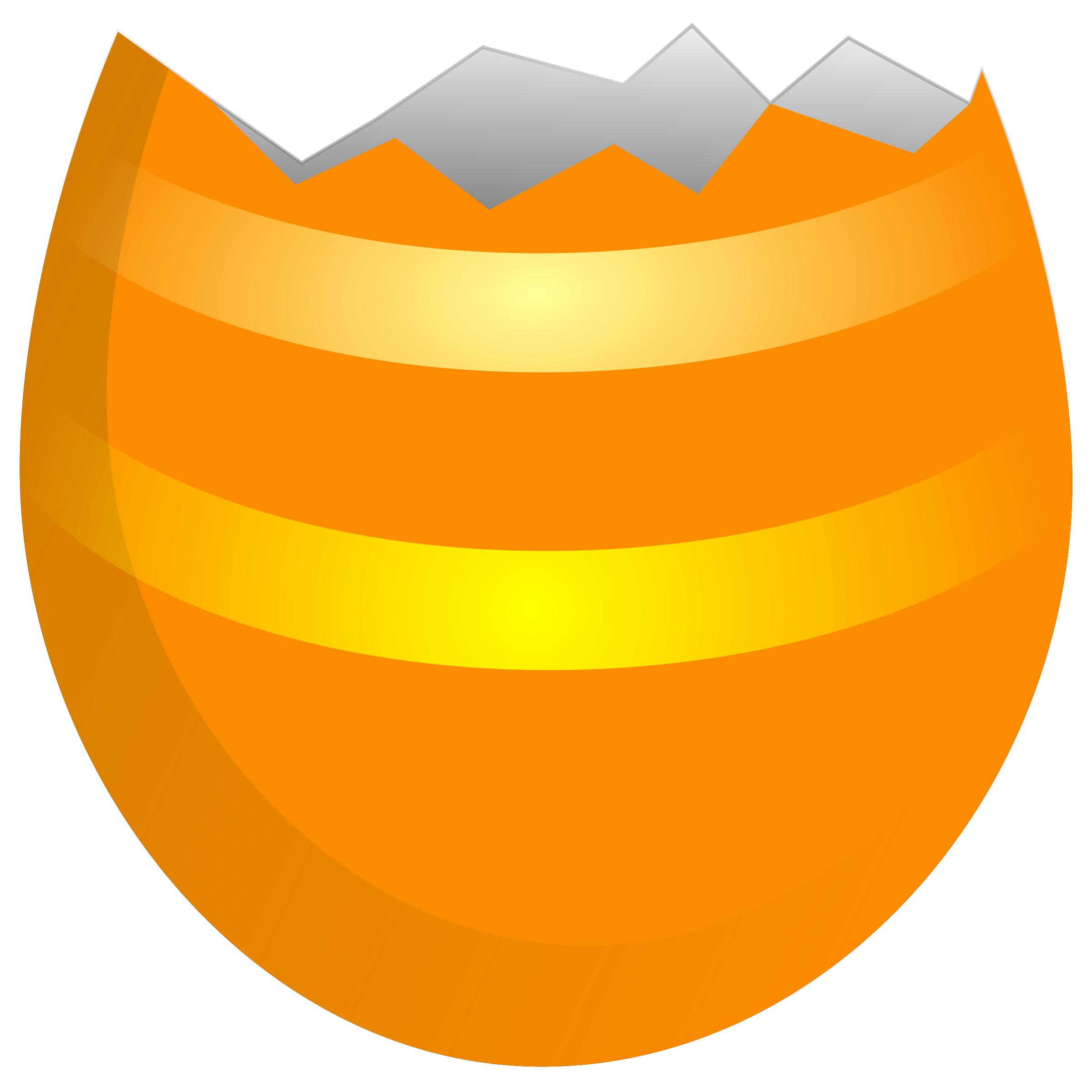 vector black and white download Cracked easter egg big. Vector cracks clipart