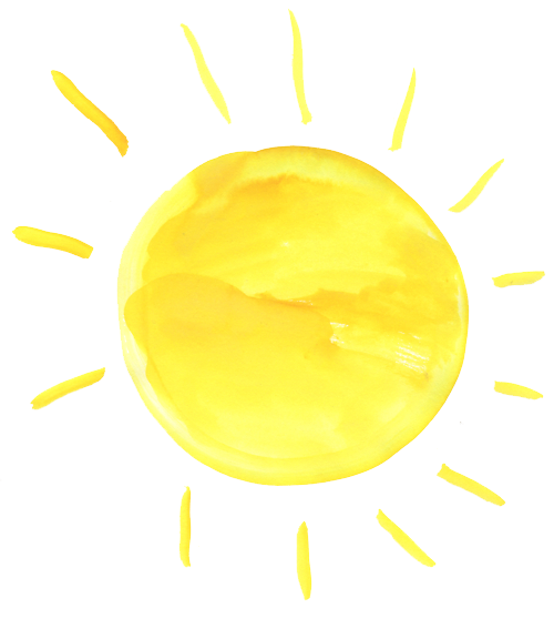 free Yellow transparent. Art summer sun galaxy.