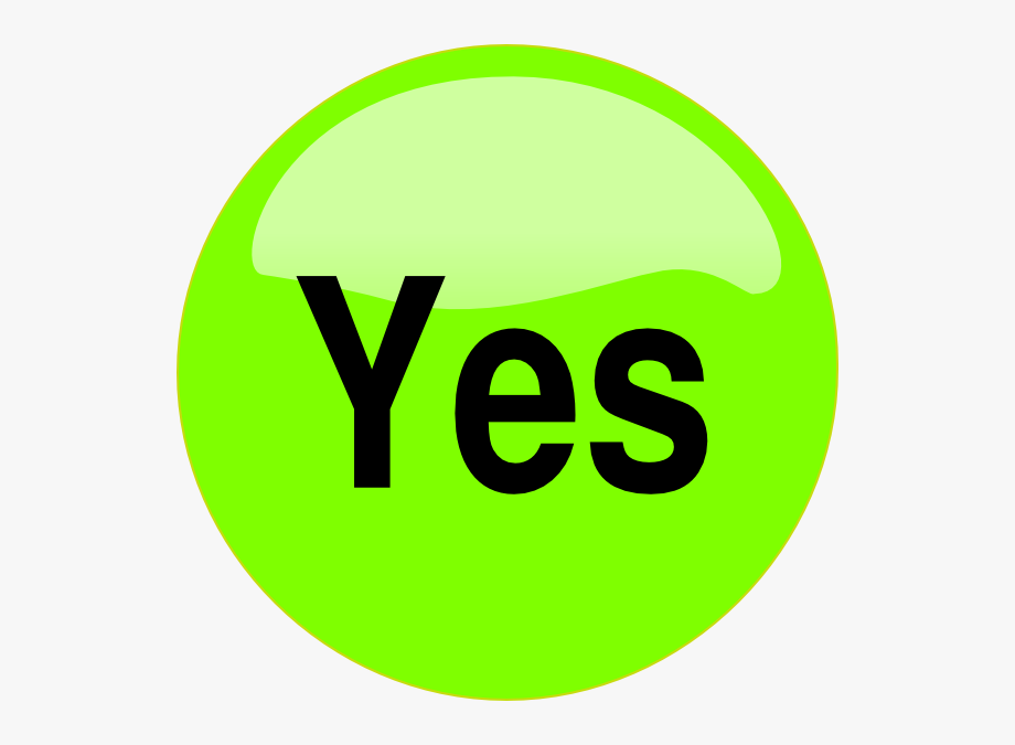 jpg transparent download Yes clipart. Free cliparts on clipartwiki