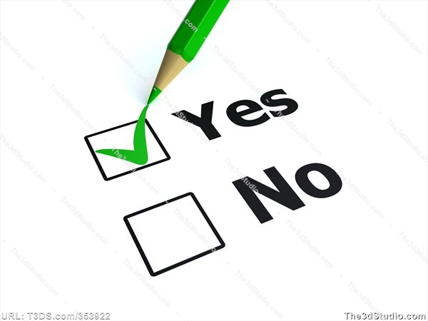 graphic transparent library Vote free download best. Yes clipart ballot