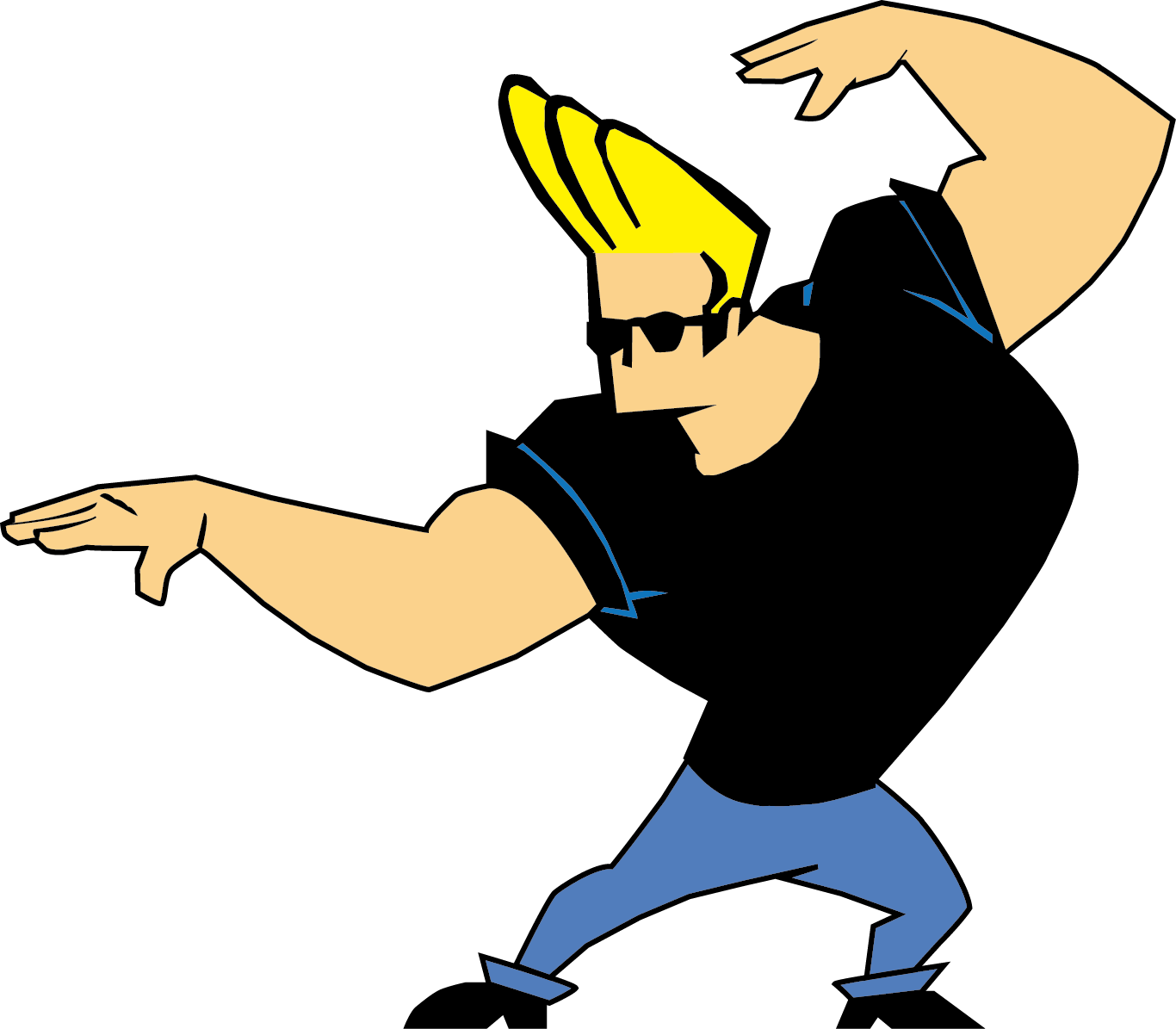 vector free stock Yes clipart bravo. Jhonny by me cartoon