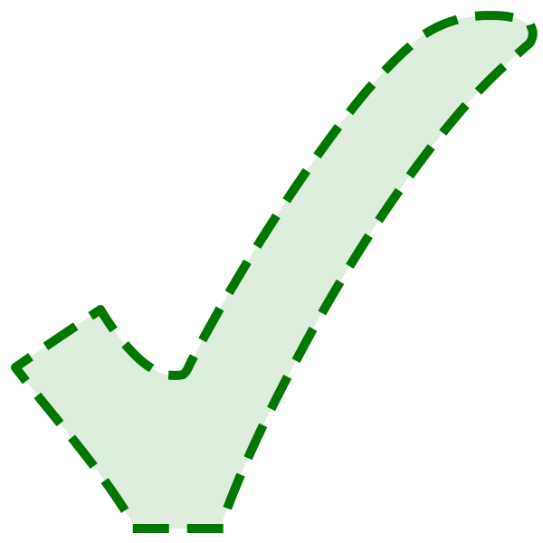 image free Yes clipart green light. File check lines svg