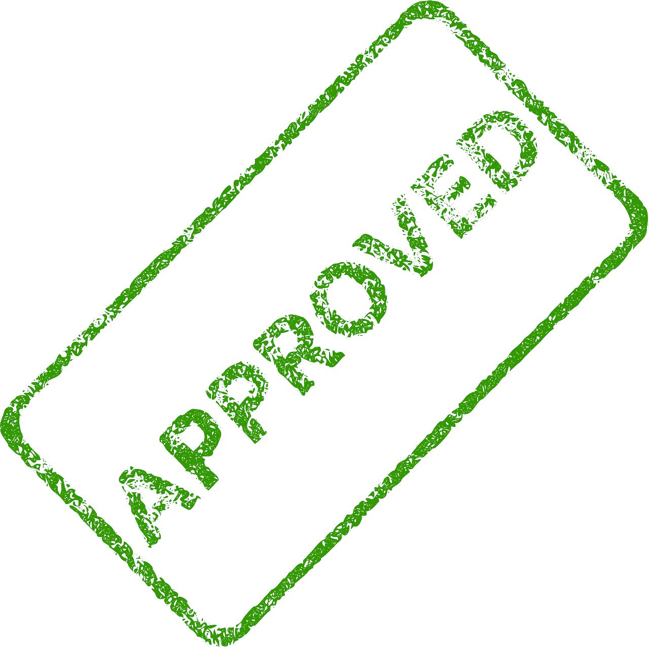 transparent stock Approve agree kallanish energy. Yes clipart green light
