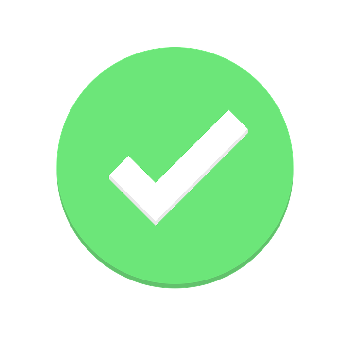 svg transparent library Tick icon free icons. Yes clipart green light