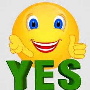 freeuse Yes clipart happy face. Smiley faces funny emoji