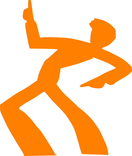 clipart library Yes clipart hurray. Dancing man clip art