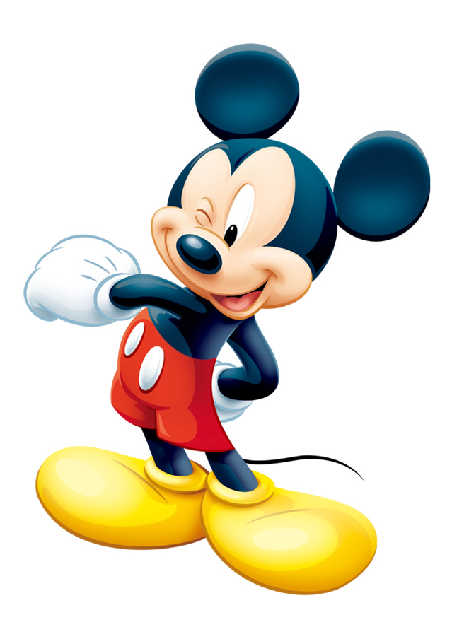 jpg royalty free library Yes clipart mickey mouse. Foto png de wallpapers