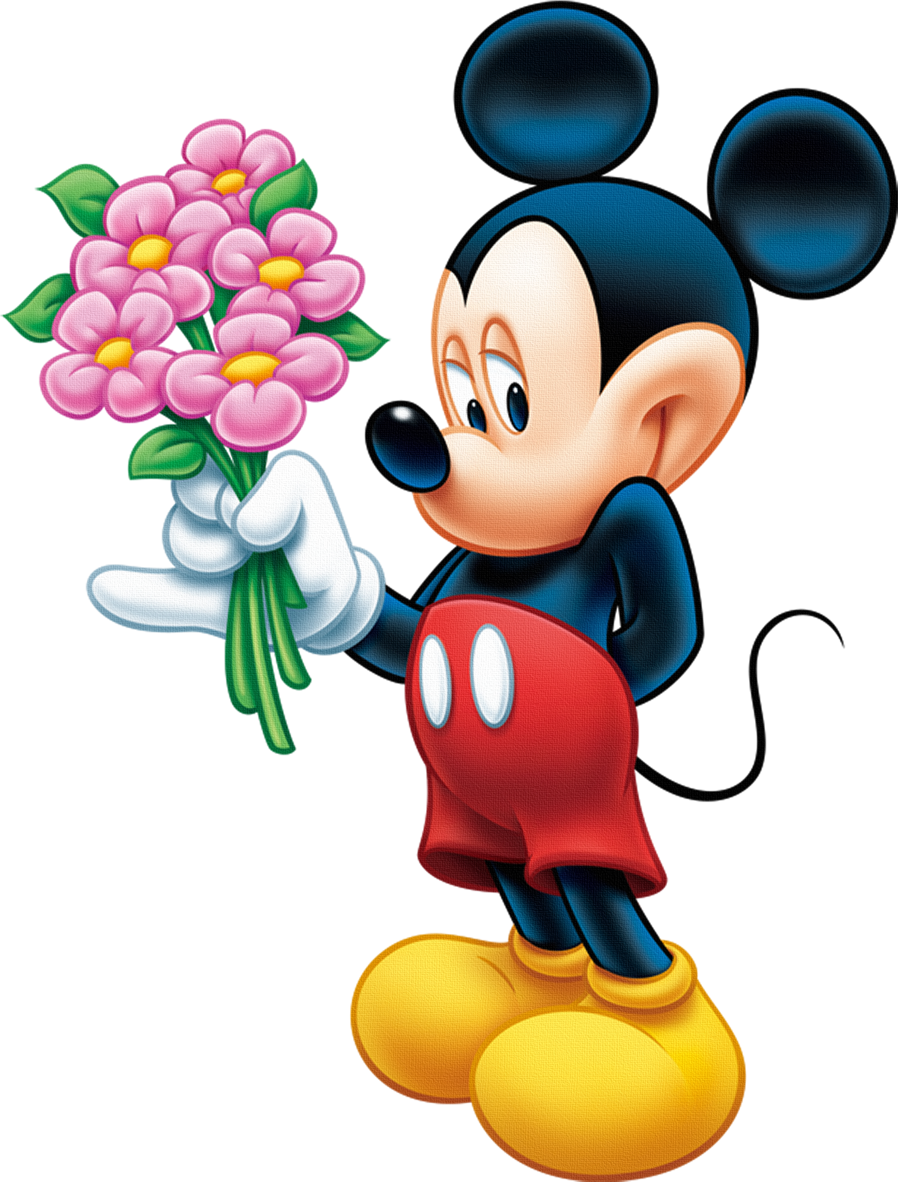image royalty free stock Yes clipart mickey mouse. Good afternoon to you