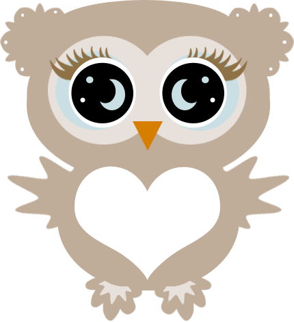 picture transparent Yes clipart sentiment. Lashed owl in colour
