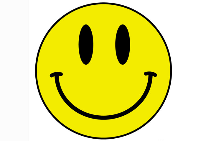 image black and white stock Smiley clip art library. Yes clipart smile