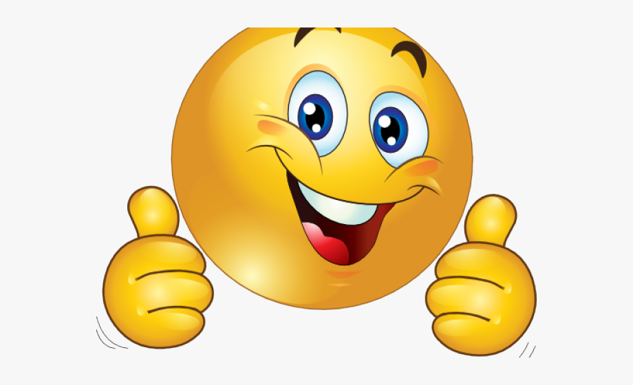 image free stock Yes clipart smiley face. Emoji thank you png